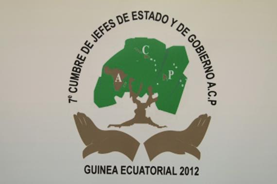 7th Summit of Heads of ACP Heads of State and Government logo