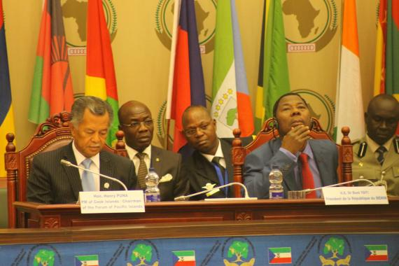 7th Summit of ACP Heads of State and Government, Malabo, Equatorial Guinea