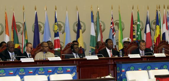 7th Summit of ACP Heads of State and Government, Malabo - Equatorial Guinea