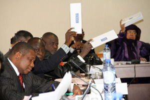 ACP Parliamentary Assembly Session 27 March 2012